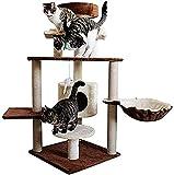 Rascador Para Gatos Arbol Para Gatos Marco de escalada para gatos, árbol creativo para gatos, rascador para gatos, marco para escalar para gatos, cama para gatos, rascado para gatos, sala de estar pa